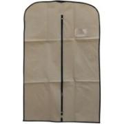 PRAHAN INTERNATIONAL Men's Coat Blazar Cover Garment Bag Suit cover PIS-1978066(Ivory)