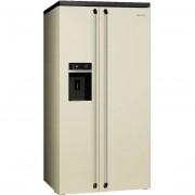 SMEG Sbs963p Frigorifero Side By Side 528 Litri Classe A+ Ventilato/no Frost Col
