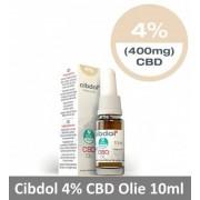 Cibdol 4% CBD Olie 10ml