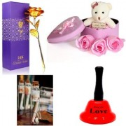 Pack of 4 Romatic gift items for valentine's day for your love