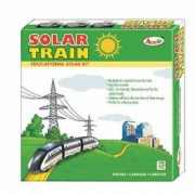 ANNIE Solar Train Ecofriendly for Kids to Play