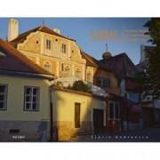 Sibiu. Cetatea RosieDie Rotte StadtThe Red City