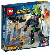 Lego Klocki konstrukcyjne Super Heroes Lex Luthor Mech Takedown