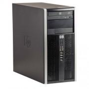 HP 6200 PRO TOWER Intel®Core i3-2100 4GB DDR3, HDD 500GB, DVD. W10 Home.