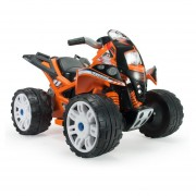 Cuatrimoto Electrica Quad The Beast 6V Injusa