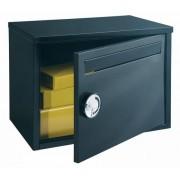 Rottner poštanski sandučić za pakete Parcel Keeper, crni