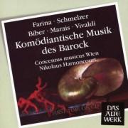 Nikolaus Harnoncourt - Komodiantische Musik Des (0825646968930) (1 CD)