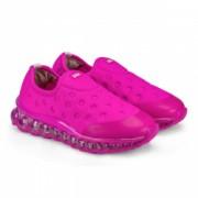 Pantofi Sport Led BIBI Roller Celebration Sugar Pink 33 EU