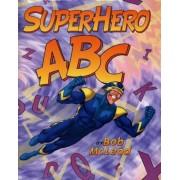 Superhero ABC, Hardcover