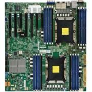 Board Server Supermicro X11DPH-MBD-X11DPH T-T-O (LGA 3647; 16x DDR4 RDIMM; ATX Extended) - MBD-X11DPH-T-O
