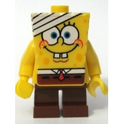 LEGO SpongeBob Figure (bandage on head)