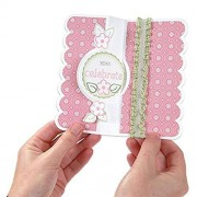 Sizzix No.2 Circle Flip its Card Framelits Dies, 11-Pack