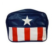 Geanta Marvel Captain America Uniform Shoulder Messenger Bag