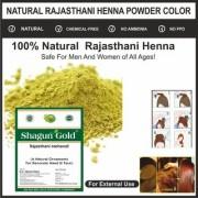 Rajasthani Henna (Mehandi ) natural leaves pure powder smoothing silky hair color 100gm
