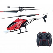 High Quality Velocity Infrared Control Flying Helicopter With Remote Controller With Unbreakable Blades Infrared Sensor Helicopter Toys For Kids Digital Proportional Coaxial Helicopter Model Toys High Altitude Flying Helicopter For Kids Easy Control Helic