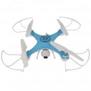 Bo Ming Toys R/C Drone M22W - мини дрон с камера и дистанционно управление (син)