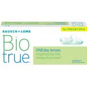 Biotrue ONEday for Presbyopia (90 linser): +3.50, High: +1.75D till +2.50D