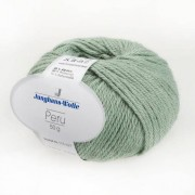 Junghans-Wolle Peru von Junghans-Wolle, Lindgrün