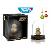 Bb8 Gold Funko Pop Navidad Star Wars Collector Edition Hot Topic
