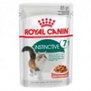 Royal Canin Gatos Instinctive +7 Gelatina