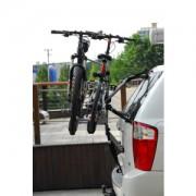 Fahrradträger PILOT mit Gurt für 2 Fahrräder