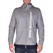Puma Bmw Msp Hooded Midlayer végigzippes pulóver