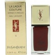 Yves Saint Laurent La Laque Couture Esmalte de Uñas 10g 06 Rouge Dada