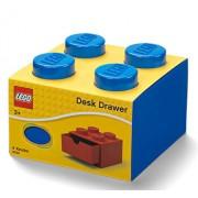 LEGO, Sertar de birou 4 - albastru