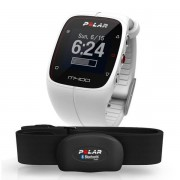 Ceas Polar M400 GPS HR White