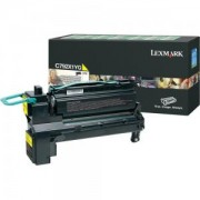 Тонер касета за Lexmark C792 Yellow Extra High Yield Return Program Print Cartridge (20K) - C792X1YG