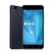 "Smartphone, Asus ZenFone 3 ZE553KL, 5.5"", Intel Octa (2.0G), 4GB RAM, 64GB Storage, Android, Black (90AZ01H3-M01640)"