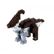Parasaurolophus. Set Constructie 3D Micro Cub - 200.081