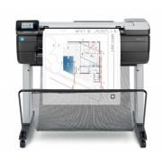 """Plotter HP Designjet T830, 24""""/ 2400X1200DPI/ Wifi, F9A28A"""