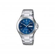 Reloj Analógico Hombre Casio MTP-1228D-2A - Plateado con Azul