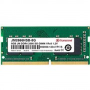 Notebook Memorijski modul Transcend JM2666HSH-4G 4 GB 1 x 4 GB DDR4-RAM 2666 MHz CL19