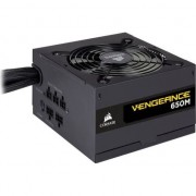 Sursa Corsair Vengance 650M, 650W, Certificare 80 PLUS Silver, Semi-modulara, Ventilator 120 mm