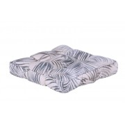Hartman matraskussen Belize 50x50x7 cm - grijs