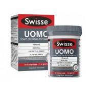 Health And Happines (H&h) It. Swisse Multivitaminico Uomo 30 Compresse