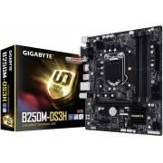 Gigabyte Moderkort Gigabyte GA-B250M-DS3H Intel® 1151 Micro-ATX Intel® B250