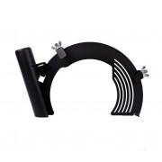 Accesoriu de eliminare a prafului pentru flex 230 mm Mechanic Airduster 230, negru