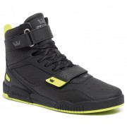 Сникърси SUPRA - Breaker 05893-018-M Black/Lime/Black