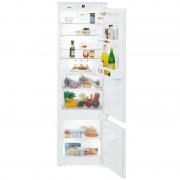 Combina frigorifica incorporabila ICBS 3224, Claa A++, 261 L, SmartFrost, H 178 cm