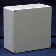 CSPF 252512 PE doboz, félford.zárral