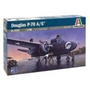 Italeri Model samolotu Douglas P-70 do sklejania - Italeri 2724 skala 1:48