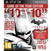 Batman: Arkham City GOTY, за PlayStation 3
