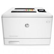 Лазерен принтер HP Color LaserJet Pro M452dn, цветен, 600x600 dpi, 27 стр/мин, двустранен печат, USB