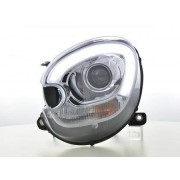 FK-Automotive fari Daylight LED DRL look Mini Countryman (R60) anno di costr. 10-17 cromato