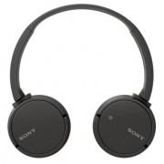 Casti Stereo Sony ZX220BTB, Extra Bass, Bluetooth (Negru)