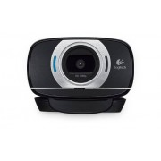 Logitech HD Webcam C615 - Câmara web - a cores - 1920 x 1080 - áudio - USB 2.0