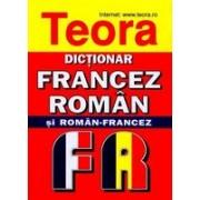 Dictionar francez-roman, roman-francez de buzunar - coperta cartonata